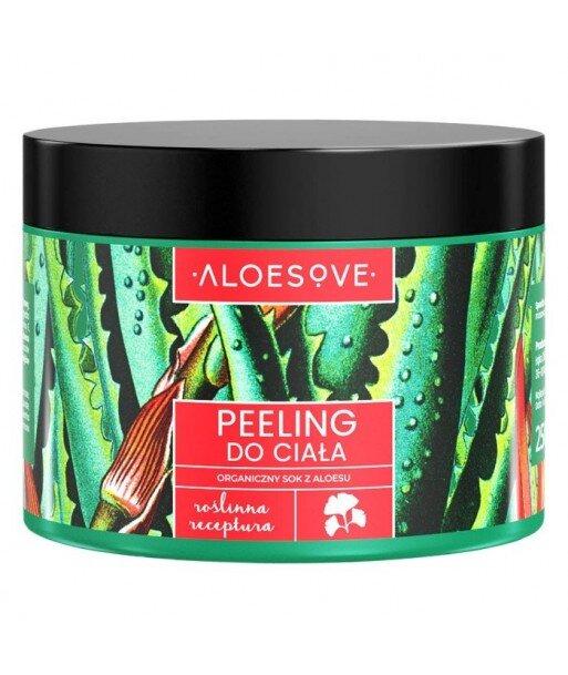 ALOESOVE Peeling do ciała (250 ml) - SYLVECO
