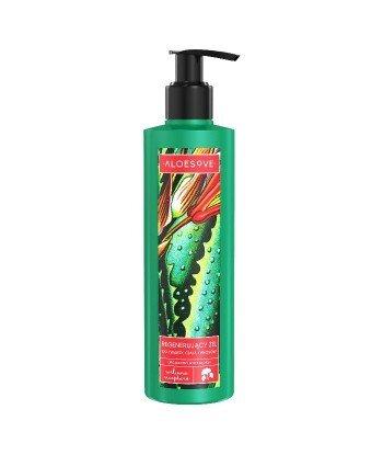 ALOESOVE Regenerujący żel do twarzy, ciała i włosów (250 ml) - SYLVECO