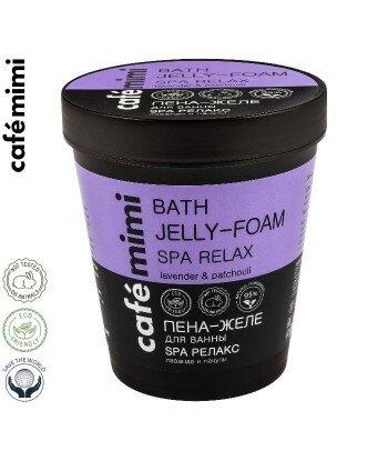 CAFE MIMI Żel - pianka do kąpieli Spa Relax, 220 ml