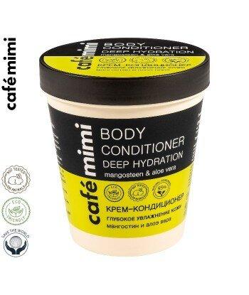 CAFE MIMI Krem - kondycjoner do ciała Głębokie nawilżenie skóry, 220 ml