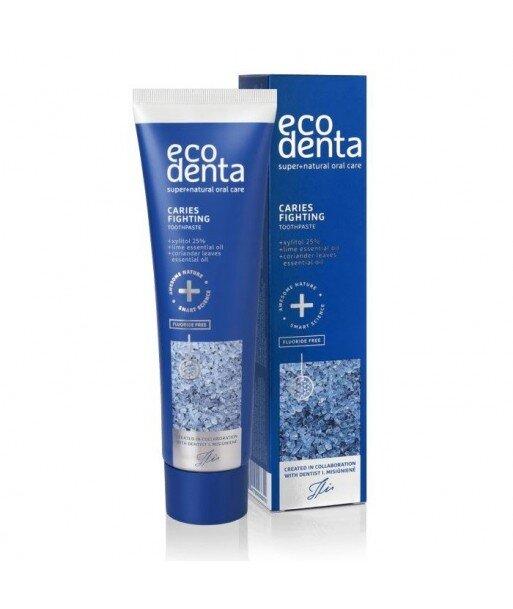 ECODENTA - Pasta do Zębów Zwalczająca Próchnicę, 100 ml