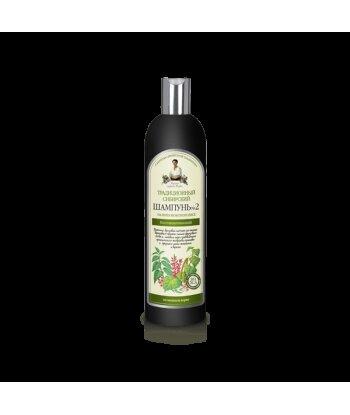 Syberyjski szampon na brzozowym propolisie - Regeneracja