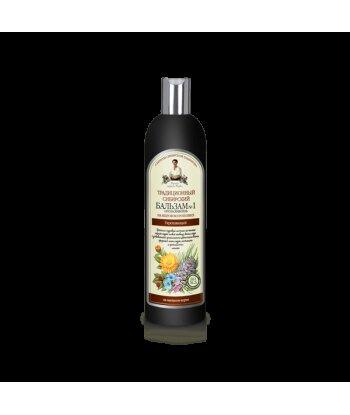 Syberyjski balsam do włosów na cedrowym propolisie - Wzmocnienie