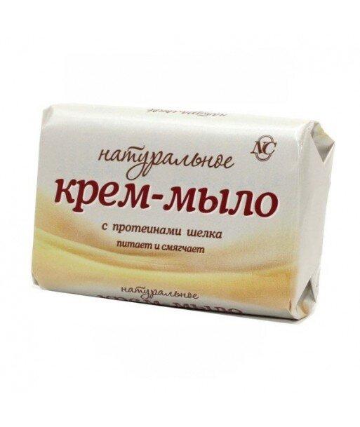 Mydło kremowe naturalne z proteinami jedwabiu 90g