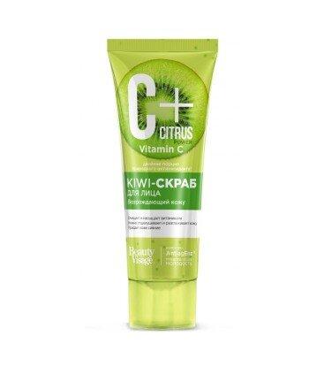 C+ Citrus Kiwi Scrub do twarzy, 75ml - Fitokosmetik
