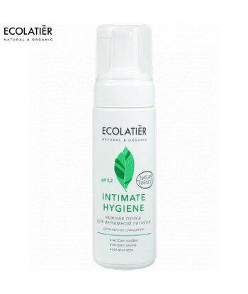 Pianka do higieny intymnej pH 5,2 - Probiotyk, kwas mlekowy, 150 ml, ECOLATIER