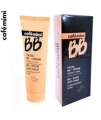 Krem BB do twarzy PERFECT SKIN, 50 ml - CAFE MIMI