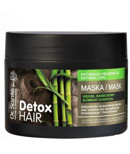 Detox Maska regenerująca 300 ml - Dr. Santé