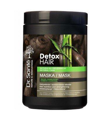 Detox Maska regenerująca 1000 ml - Dr. Santé