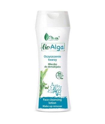 AVA bio-Alga mleczko do demakijażu, 200 ml