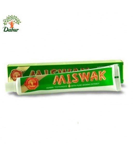 Ziołowa pasta do zębów Dabur z wyciągiem z Miswak - 120 + 50 g