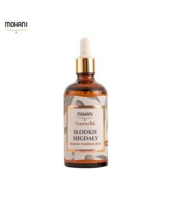 Olej ze słodkich migdałów 100 ml - MOHANI