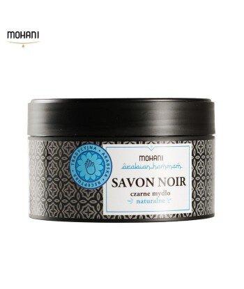 Savon Noir - czarne mydło 200g - MOHANI