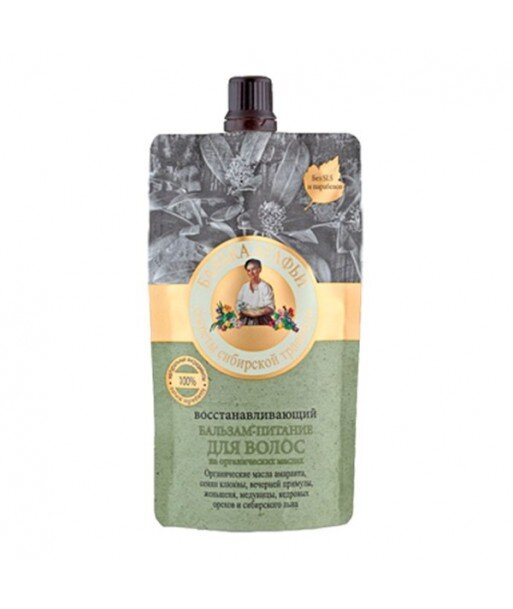 Bania Agafii - balsam do włosów - odżywczo - regeneracyjny, 100ml