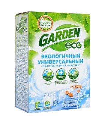 Ekologiczny Skoncentrowany uniwersalny proszek do prania Bezzapachowy GARDEN - 1350gr