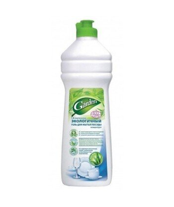 Eco żel do mycia naczyń koncentrat Aloe Vera GARDEN - 500ml
