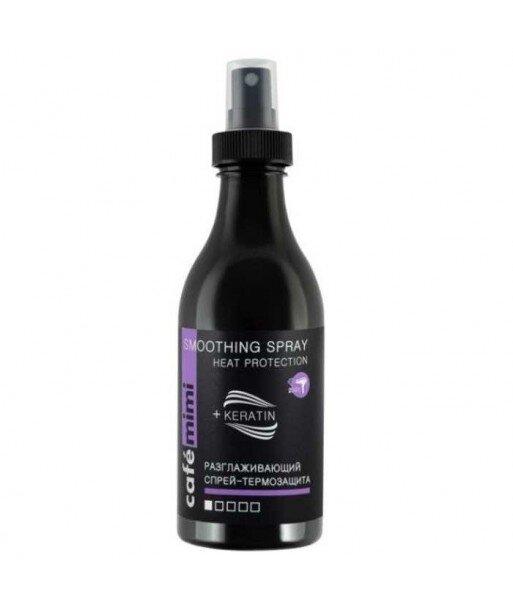 Café mimi Wygładzający spray do włosów Termoochronny, 250 ml