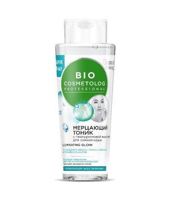 Tonik do twarzy z kwasem hialuronowym - BioCosmetologist, 270 ml - Fitocosmetic