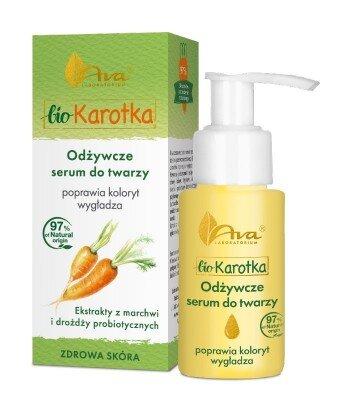 Bio Karotka - odżywcze serum żelowe do twarzy 50ml
