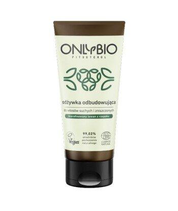 Odżywka odbudowująca do włosów suchych i zniszczonych TUBA 200 ml OnlyBio
