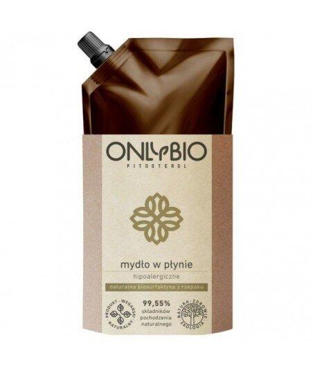 Mydło w płynie hipoalergiczne REFILL 500 ml OnlyBio