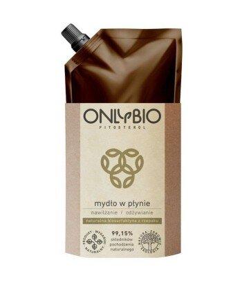 Mydło w płynie nawilżanie i odżywianie REFILL 500 ml OnlyBio
