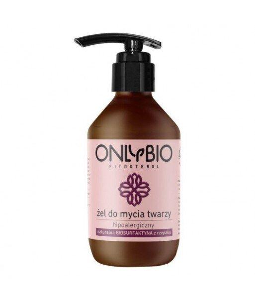 Żel do mycia twarzy hipoalergiczny 250 ml OnlyBio
