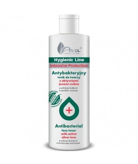 Hygienic - antybakteryjny tonik do twarzy z aktywnymi jonami srebra 200ml