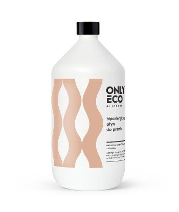 Płyn do prania hipoalergiczny 1000 ml ONLYECO