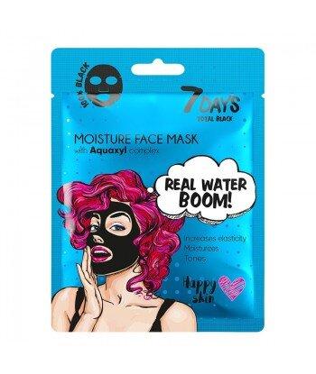 Nawilżająca maska do twarzy REAL WATER BOOM, 25g