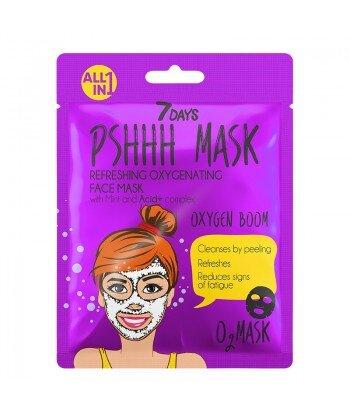 Odświeżająca maska do twarzy OXYGEN BOOM z miętą, 25g