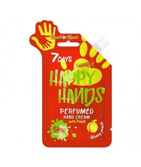 Krem do rąk HAND IN HAND z brzoskwinią, 25 g