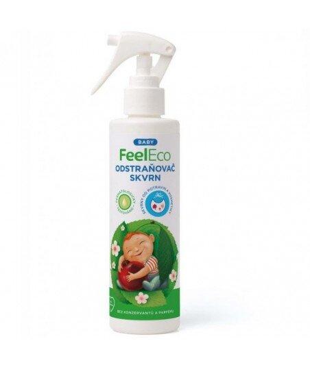 Odplamiacz dla dziecięcych ubranek, Feel Eco, 200ml