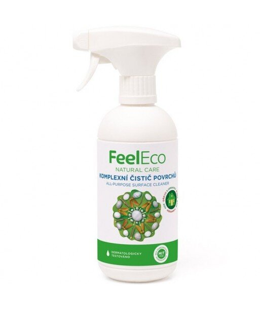 Kompleksowy środek do czyszczenia powierzchni, Feel Eco, 450 ml