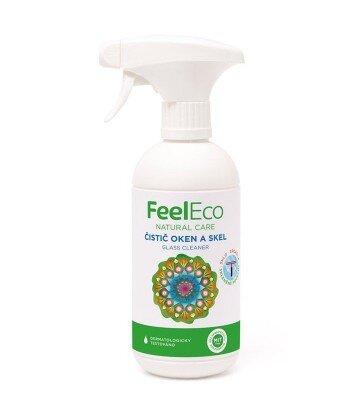 Środek do czyszczenia okien, szyb i luster, Feel Eco, 450 ml