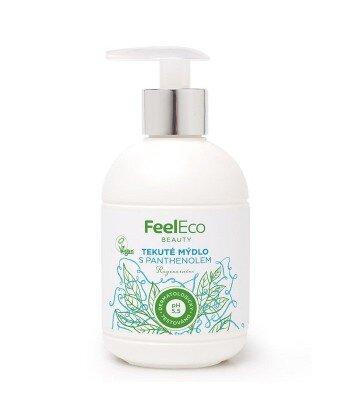 Mydło w płynie Z PANTENOLEM, Feel Eco, 300 ml