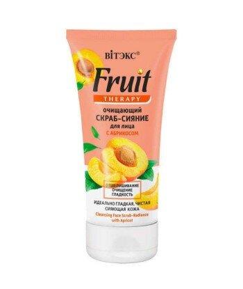 Peeling oczyszczający do twarzy z morelą, 150 ml Fruit Therapy