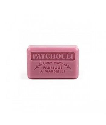 Mydło marsylskie z masłem shea - Paczula / Patchouli