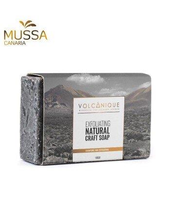 Naturalne mydło z popiołem wulkanicznym 100g