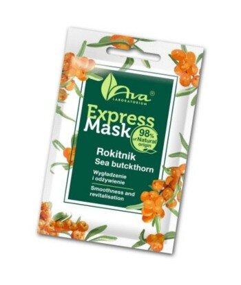 BEAUTY MASK - Wygładzająca maska z esencją z rokitnika, 7ml AVA