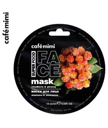 Maseczka do twarzy moroszka i żeń-szeń 10 ml - CAFE MIMI