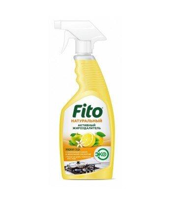 Naturalny Środek czyszczący, do tłustych powierzchni, spray, 600 ml Fitocosmetik