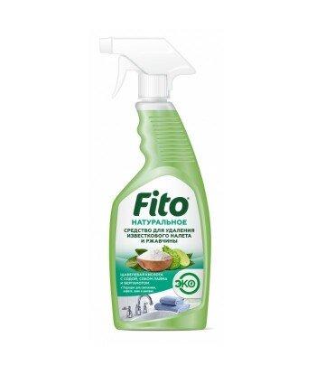 Naturalny Środek do usuwania kamienia i rdzy, spray, 600 ml Fitocosmetik