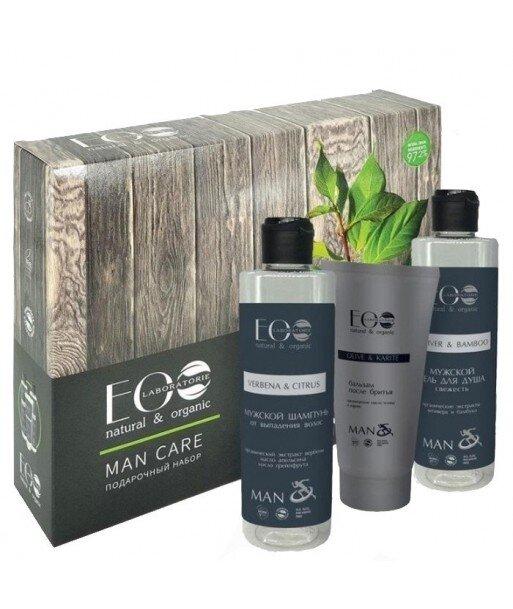 Zestaw upominkowy kosmetyków MEN CARE, ECO LAB...