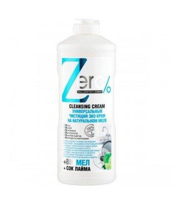 ZERO - Ekologiczne mleczko do czyszczenia naturalna kreda i limonka