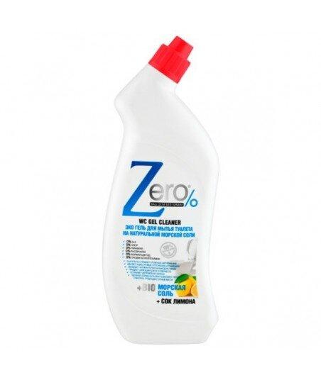 ZERO - Ekologiczny Żel do Czyszczenia Toalet - morska sól, cytryna