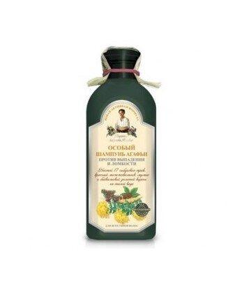 Szampon ziołowy specjalny - do każdego rodzaju włosów