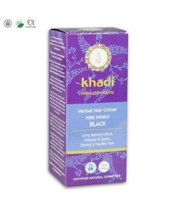 Indygo Khadi - ziołowa henna / farba do włosów