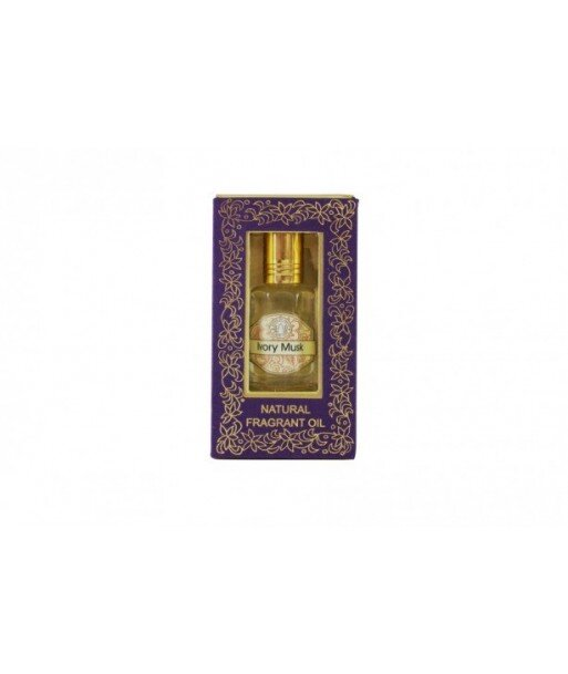 Indyjskie perfumy w olejku - Ivory Musk