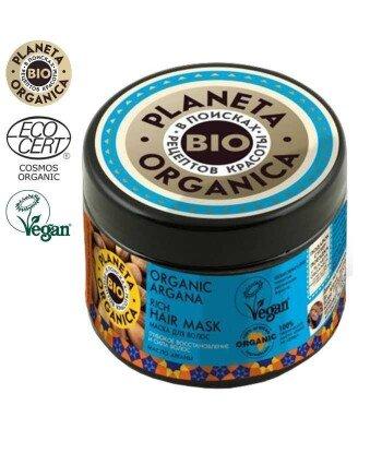 PO Organic Argana Maska do włosów, 300ml